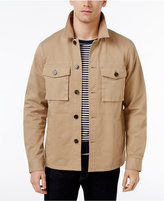 Michael Kors Men's Hybrid Trucker Jacket