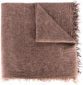Faliero Sarti frayed scarf - women - Silk/Cashmere/Virgin Wool - One Size