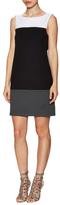 Bailey 44 Colorblocked Shift Dress