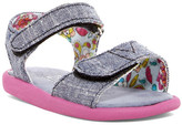 Toms Chambray Sandal (Baby, Toddler, & Little Kid)