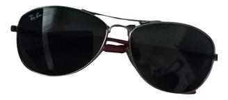 Ray-Ban Anthracite Metal Sunglasses