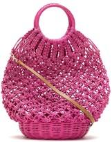 Serpui Marie Lara crochet basket bag