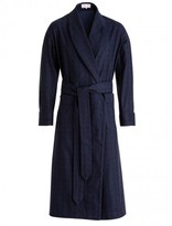 Emma Willis Midnight Pow Chk Dressing Gown