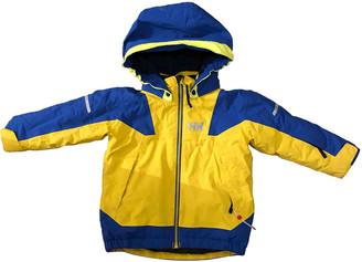 Helly Hansen Yellow Polyester Jackets & Coats