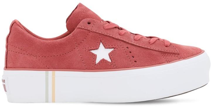 one star converse donna