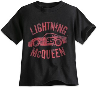 Disney Lightning McQueen Tee for Toddlers Cars 3