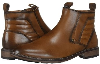 Mark Nason Ottomatic (Cognac) Men's Shoes