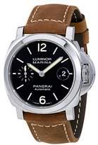 Panerai Luminor Marina Dial Automatic Men's Watch PAM01048
