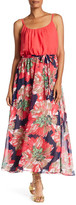 Robbie Bee Floral Maxi Dress