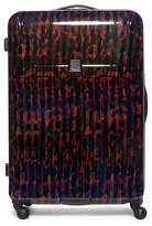 """Kenneth Cole Reaction Real 28\"""" Hardside 4 Wheel Upright Suitcase"""