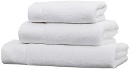 Frette Diamond Bordo Bath Towel