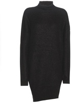 Acne Studios Daija Mohair And Wool-blend Sweater Dress