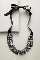 Jennifer Behr Crystal Chiffon Choker Necklace