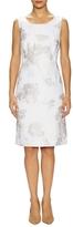 Lafayette 148 New York Rosalind Brocade Sheath Dress