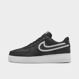 Nike Men's Force 1 '07 LV8 Reverse Stitch Casual Shoes