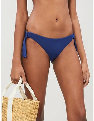 Seafolly Ring mid-rise bikini bottoms