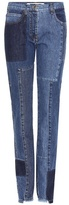 McQ by Alexander McQueen High-rise cropped jeans
