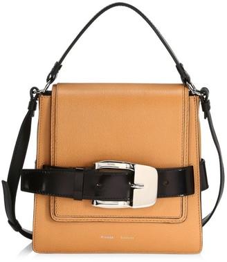 Proenza Schouler Buckle Leather Box Bag