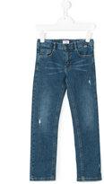 Il Gufo distressed jeans
