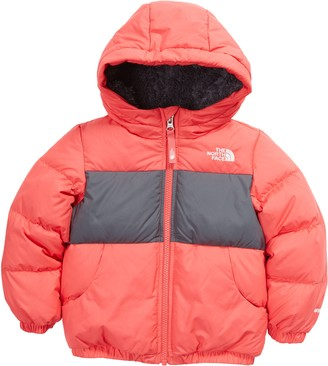 The North Face Kids' Moondoggy 500 Fill Power Down Hooded Jacket
