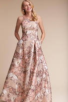 Anthropologie Phillipa Wedding Guest Dress