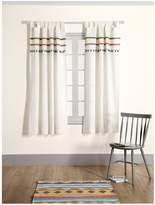 Mamas and Papas Fringed Curtains (Width 132cm & Drop 220cm)