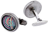 Roundtree & Yorke Abstract Cuff Links