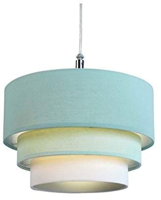 Village at home 3 Tier Pendant Duck Egg, 42 Watts