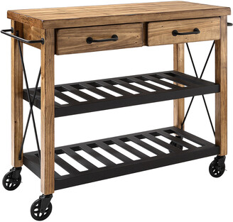 Crosley Roots Kitchen Cart