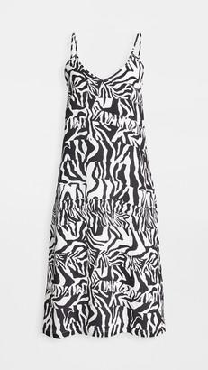Être Cécile Zebra Eleanor Dress
