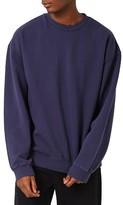 Topman Men's Oversize Sweatshirt