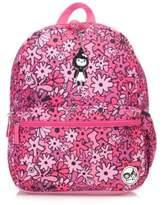Babymel BabyMelTM Zip & Zoe Junior Floral Backpack in Pink