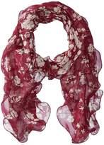 Lauren Ralph Lauren Bailey Silk Oblong Scarf Scarves