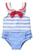 Gymboree Sailor Swimsuit