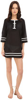 Kate Spade Plage Du Midi Tunic Cover-Up