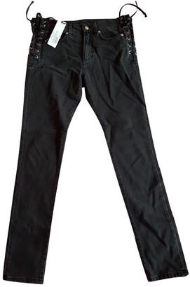McQ Black Denim - Jeans Jeans for Women
