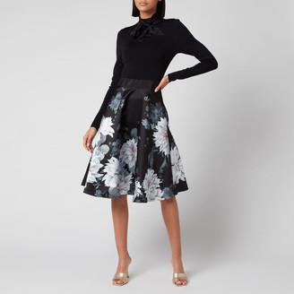 Ted Baker Women's Jordynn Clove Full Skirted Dress