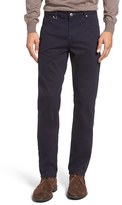 Bugatchi Slim Fit Five-Pocket Pants