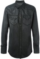 DSQUARED2 'Western' shirt - men - Cotton - 44