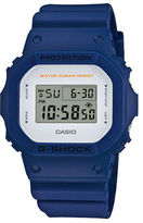 G-Shock Military Color Series Navy Digital Watch, DW5600M2