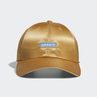 adidas Metallic Relaxed Strap-Back Hat