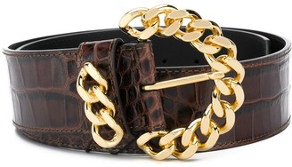 Kate Cate Chunky Chain Belt