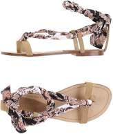 Fisico Toe strap sandals - Item 11208174
