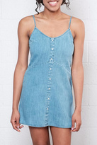 Element Denim Mini Dress