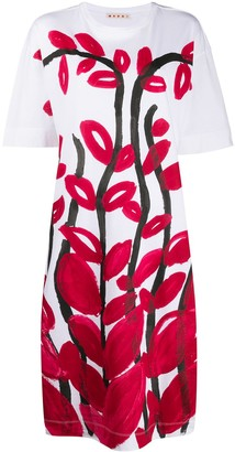 Marni Brush Stroke Dress