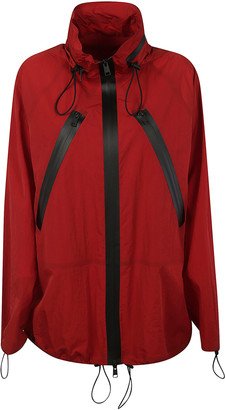 Bottega Veneta High-neck Zipped Windbreaker
