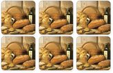 Pimpernel Artisanal Breads Coasters (Set of 6)