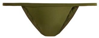 Matteau - The Petite Bikini Briefs - Womens - Khaki