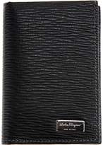 Salvatore Ferragamo Men's Revival Credit Card Holder