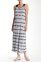 Kensie Stripe Maxi Dress